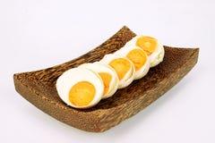 solący kaczek jajka Zdjęcia Royalty Free