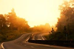 Sol de la mañana Fotografía de archivo