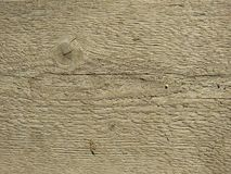Sol de madeira da textura da prancha queimado Foto de Stock