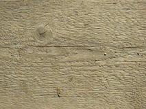 Sol de madera de la textura del tablón quemado Foto de archivo