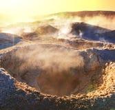Sol de Manana Stock Image