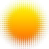 Sol de semitono. Foto de archivo libre de regalías