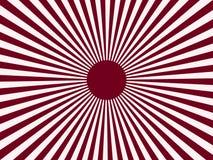 Sol del fractal Imágenes de archivo libres de regalías