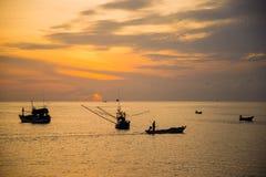 Sol del mar Fotografía de archivo