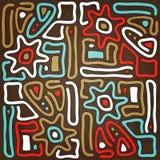 Sol del maya Imagenes de archivo