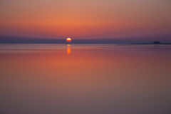 Sol do zen Foto de Stock Royalty Free