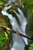 Sol duc Falls Royalty Free Stock Photography