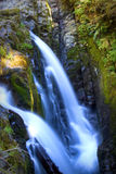 Sol Duc Falls. In Olympic National Park Stock Image