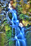 Sol Duc Falls. In Olympic National Park Royalty Free Stock Images