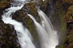 Free Sol Duc Falls Stock Image - 68718021