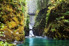Sol Duc Royalty Free Stock Image