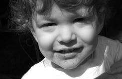 Sol en mis ojos Imagen de archivo libre de regalías