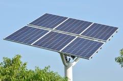 sol- energi royaltyfria bilder