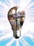 Sol- energi Royaltyfri Bild