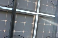 Sol- energi, solpaneler, renewables, PV-enheter Royaltyfri Foto