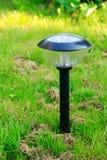 sol- lampa royaltyfri foto