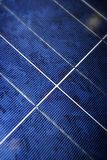 sol- modern panel Arkivfoton