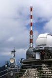 Sol- observatorium Fotografering för Bildbyråer