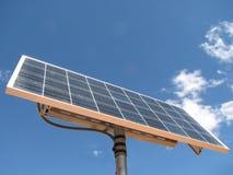 sol- panel Arkivbilder