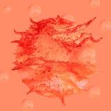 sol- planet Royaltyfri Foto