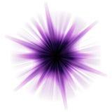 sol- stjärna för bristning royaltyfri illustrationer