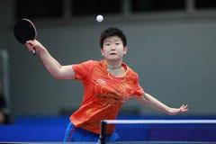 SOL Yingsha da rotação da parte superior de China fotos de stock royalty free