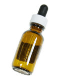Sola botella del remedio de Naturopathic Fotos de archivo libres de regalías