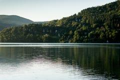 Sola de rivière et de lac Images stock