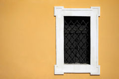 Sola ventana Foto de archivo libre de regalías
