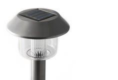 solaire actionné Images libres de droits