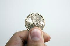 Solamente un dólar Fotografía de archivo