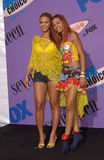 Solange Knowles,Beyonce Knowles,Destiny's Child Stock Photo