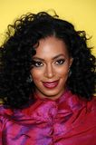 Solange Knowles Stock Photography