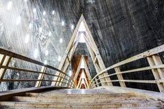 Solankowa kopalnia Zdjęcia Stock