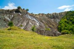 Solankowy wzgórze Obraz Royalty Free