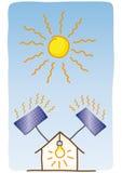 Solar Royalty Free Stock Image