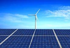 Solar Stock Photo