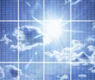 Solar Royalty Free Stock Photo