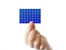 Solar Royalty Free Stock Photo