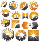 Solar Stockfoto