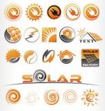 solar Stockfotos