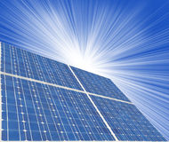 Solar Fotos de Stock Royalty Free