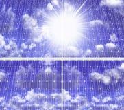 Solar Imagens de Stock