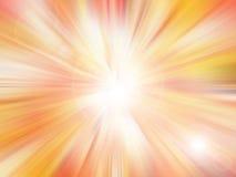 Solar abstract background. Stock Photos