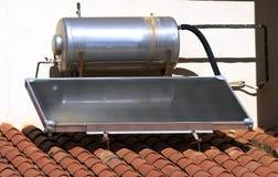 Solar angeschalten Lizenzfreie Stockbilder