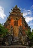 Solar architecture Bali Royalty Free Stock Photo