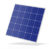 Solar battery panel Royalty Free Stock Photography