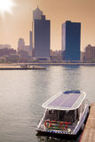 Solar boat Stock Photography