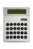 Solar Calculator. This image shows a solar calculator royalty free stock images