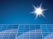 Solar cell Stock Photography
